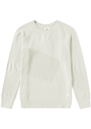 Adidas x Wings + Horns Patch Crew Sweat