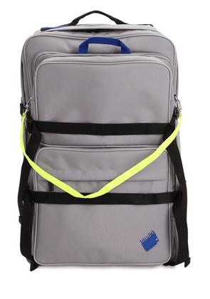 Tech Canvas Backpack W/ Straps