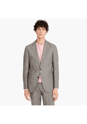 Ludlow Slim-fit unstructured suit jacket in English cotton-wool twill