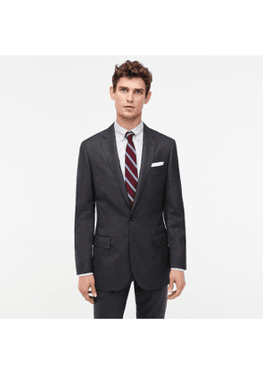 Ludlow Slim-fit suit jacket with double vent in American wool