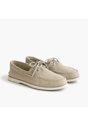Sperry® Top-sider boat shoes in summer suede