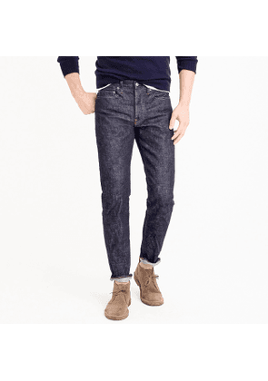 770™ Straight-fit stretch jean in indigo raw selvedge Japanese denim