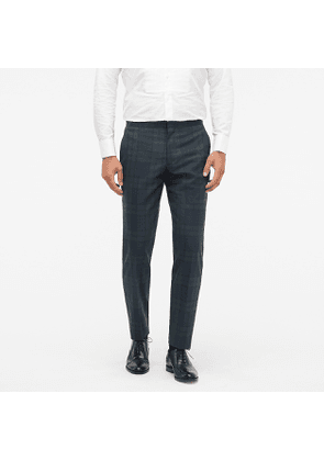 Ludlow Slim-fit Black Watch tartan tuxedo pant in stretch four-season wool