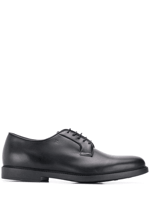 Fratelli Rossetti plain lace-up shoes - Black
