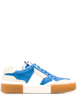 Dolce & Gabbana Miami panelled low-top sneakers - White