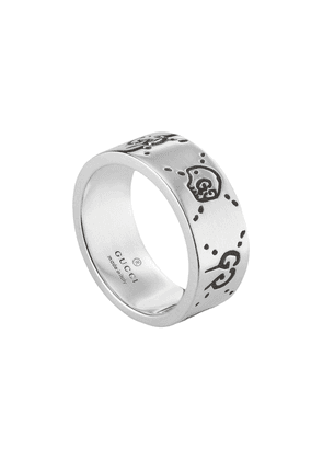 Gucci GucciGhost ring in silver