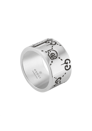 Gucci Gucci Ghost ring in silver