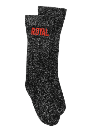 Dolce & Gabbana Royal socks - Black