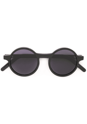 Delirious round-frame sunglasses - Brown