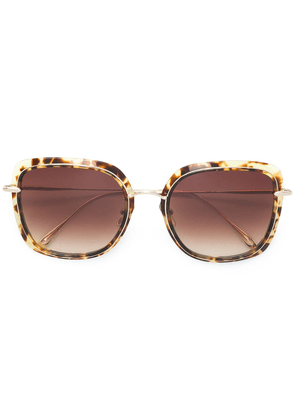 Frency & Mercury Swallowtail Voice sunglasses - Brown