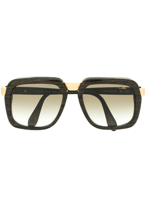 Cazal oversized square sunglasses - Brown