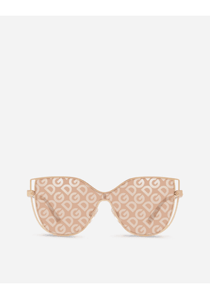 Dolce & Gabbana Sunglasses - DG LOGO SUNGLASSES GOLD