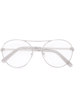 Chloé Eyewear Jacky glasses - Metallic