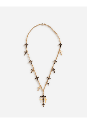 Dolce & Gabbana Bijoux - ROSARY NECKLACE GOLD