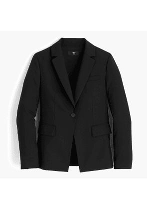 Tall Slim single-button blazer in everyday wool