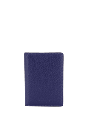 Mulberry foldover top wallet - Blue