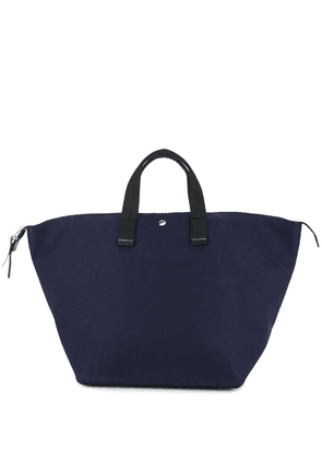 Cabas medium bowler bag - Blue