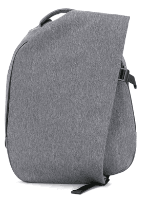 Côte & Ciel Isar small eco yarn bag - Grey