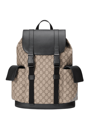 Gucci Soft GG Supreme backpack - Brown