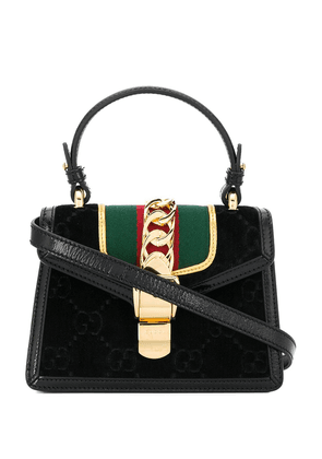 Gucci Sylvie GG mini bag - Black