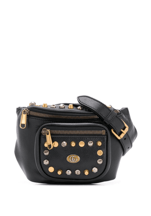Gucci studded belt bag - Black