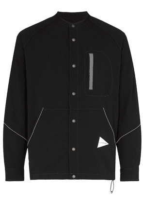 and Wander dry stretch jacket - Black