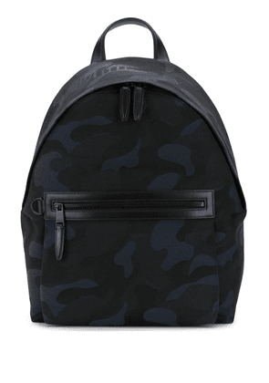 Mulberry Jacquard caso backpack - Blue
