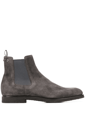 Car Shoe side panel boots - Grey