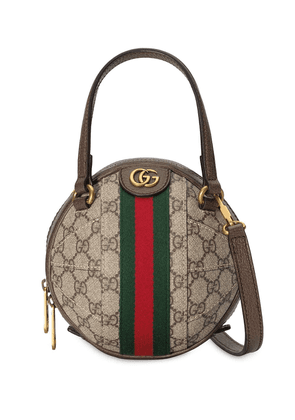 Gucci Ophidia GG mini bag - Neutrals