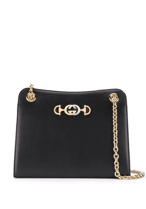 Gucci Zumi frame crossbody bag - Black