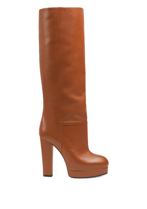 Gucci pull-on 130mm boot - Brown