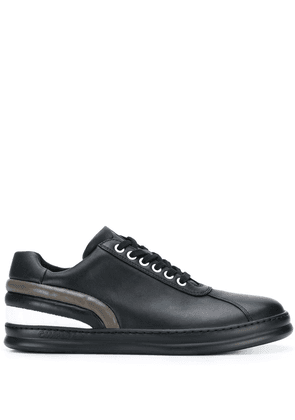 Camper Twins leather sneakers - Black