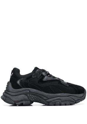 Ash Atomic chunky-sole sneakers - Black