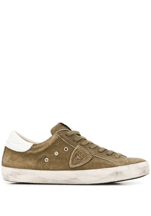 Philippe Model Club 24 sneakers - Green