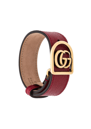 Gucci Double G bracelet - Red