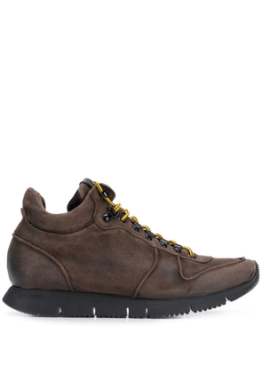 Buttero lace-up sneakers - Brown