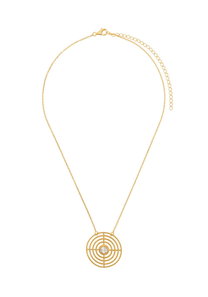 Charlotte Valkeniers Coil necklace - GOLD