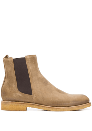 Buttero Quentin pull-on ankle boots - NEUTRALS