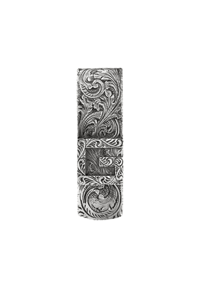Gucci Money clip with Square G - Silver