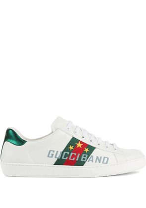 Gucci Gucci Band Ace sneakers - White