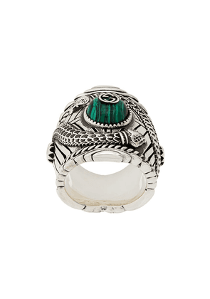 Gucci Garden ring - Metallic