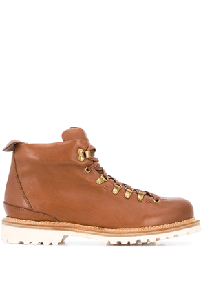 Buttero alpine hiking ankle boots - Brown