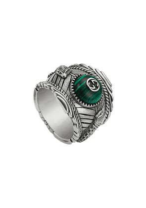 Gucci Gucci Garden ring in silver