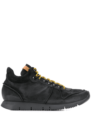 Buttero lace up sneakers - Black