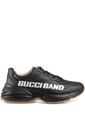 Gucci Rhyton Gucci Band sneakers - Black