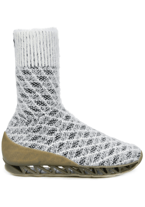 Camper Lab Together Himalayan Willhelm boots - White