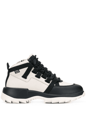 Camper Helix panelled sneakers - NEUTRALS