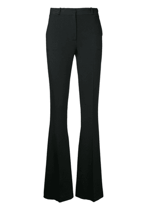 Capucci flared fitted trousers - Black