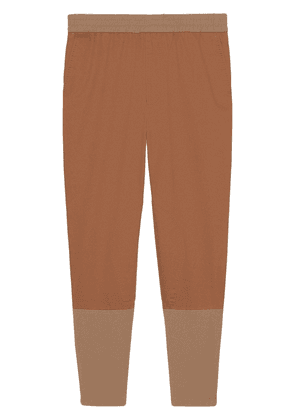 Gucci Cotton drill pants - Brown