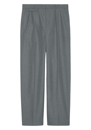 Gucci tailored wool trousers - Grey